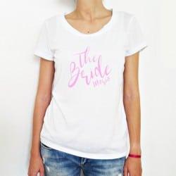 """""""Fancy"""" λευκό tshirt για τη..."""