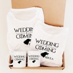 """Wedding is Coming"" Κουτί..."