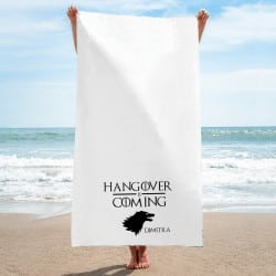 """Hangover is Coming""..."