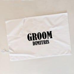 """Groom Bernard"" Πετσέτα..."