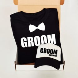 """Bowtie Groom Party""..."