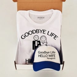 """Goodbye Life Party""..."