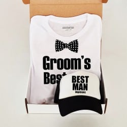 """Bowtie Bestman Party""..."