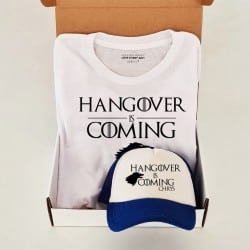 """Hangover is Coming Party""..."