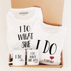"""I Do-WHat She Says"" Κουτί..."