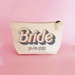 """Rainbow Bride"" Νυφικό νεσεσέρ"