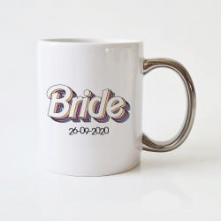 """Rainbow Bride"" Κούπα Νύφης..."