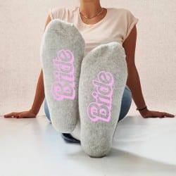 """""""Barbie Fancy"""" Κάλτσες Νύφης"""