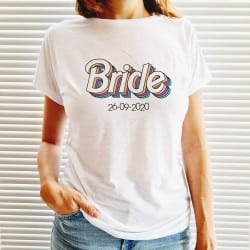 """Rainbow Bride"" λευκό..."
