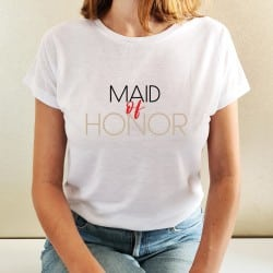 """The Maid of Honor"" Λευκό..."