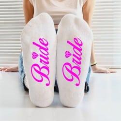 """""""Diamond Bride"""" Κάλτσες Νύφης"""
