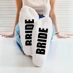 """""""Simple Bride"""" Κάλτσες Νύφης"""