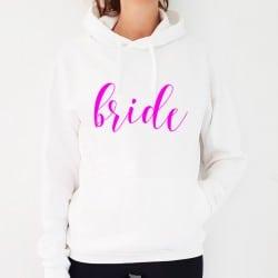 """""""Still Bride"""" Φούτερ νύφης..."""