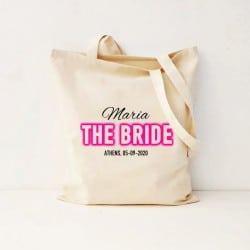 """""""Neon Bride"""" Τσάντα νύφης"""