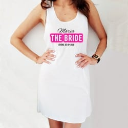 """Neon Bride"" Φόρεμα..."