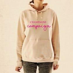 """""""Champagne Campaign"""" Ροζ..."""