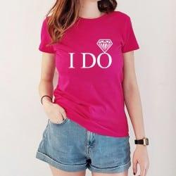 """I Do"" Κοντομάνικο tshirt..."