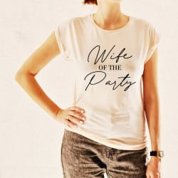 """Wife of the Party"" Roll up..."
