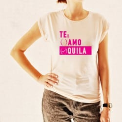 """Te Quila"" Roll up sleeves..."