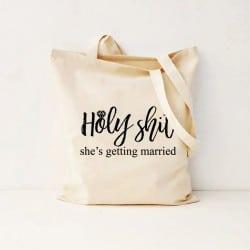 """""""Holy Shit"""" Τσάντα για τις..."""
