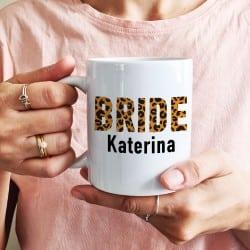 """""""Wild Bride"""" Κούπα νύφης"""