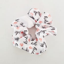 """Heart Bride"" Scrunchie για..."