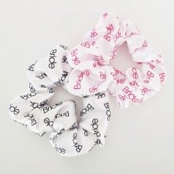 """Simple Bride"" Scrunchie..."