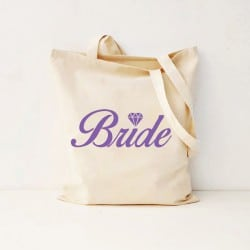 """Diamond"" Τσάντα νύφης"