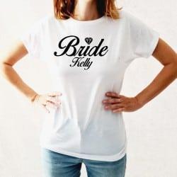 """""""Diamond"""" λευκό tshirt για..."""