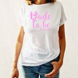 """Bride to be Amore"" λευκό..."