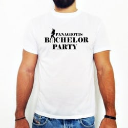 """Bachelor Pole Party"" λευκό..."
