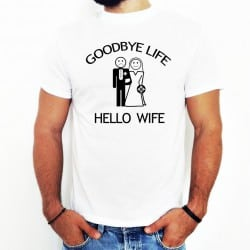 """Goodbye Life..."" λευκό..."