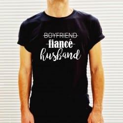 """Boyfriend-Husband"" μαύρο..."