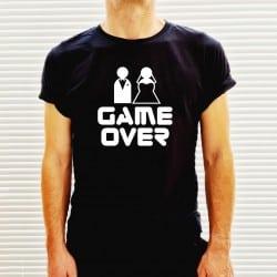 """""""Game Over"""" μαύρο bachelor..."""