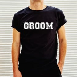 """Groom Collegiate"" μαύρο..."