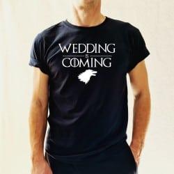 """Wedding is Coming"" μαύρο..."