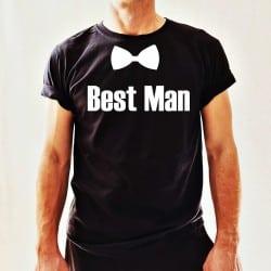 """""""Bowtie Best Man"""" μαύρο..."""