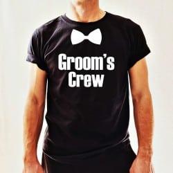 """Bowtie Crew"" μαύρο tshirt..."