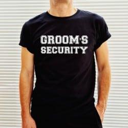"""Groom's Security..."