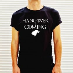 """""""Hangover is Coming"""" μαύρο..."""