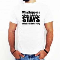 """""""What Happens"""" λευκό..."""