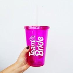 """Barbie Team"" Ποτήρι για..."