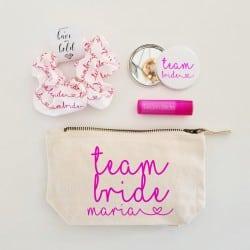 """""""Simple Heart Beauty Bag""""..."""