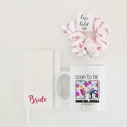 """90s Bride Planning"" Set..."