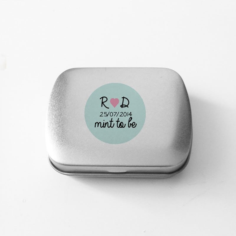 Love Grows Mint Box