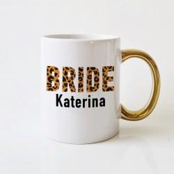 """""""Wild Bride"""" Κούπα Νύφης με..."""