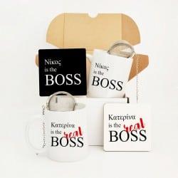 """Boss-Real Boss"" Tea Lovers..."