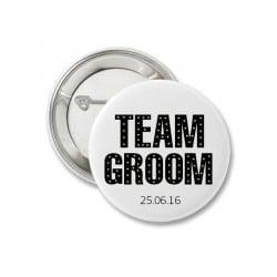 """""""Team Groom"""" Κονκάρδα"""