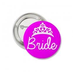 """""""Bride's Bitches"""" Κονκάρδες   The Bride"""