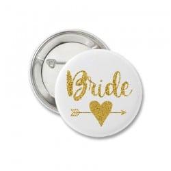 Glitter Bride Κονκάρδα